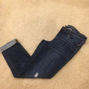 Gap Boyfriend-Style Jeans